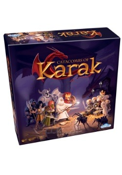 Catacombs of Karak Board Game