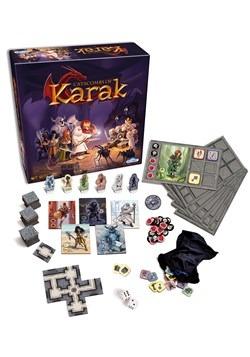 Catacombs of Karak Board Game