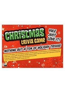 Christmas Trivia Card Game