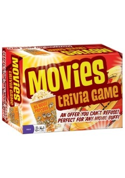 Movies Trivia Card Game