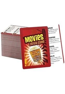 Movies Trivia Card Game