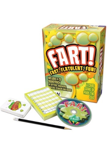 Fart! : A Card Game of Pass the Gas