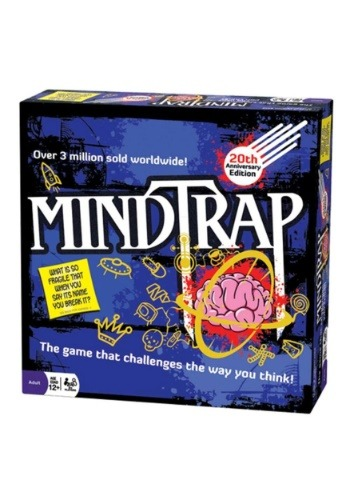 Mindtrap: 20th Anniversary Edition Board Game