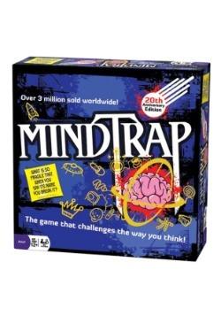 Mindtrap: 20th Anniversary Edition Board Game