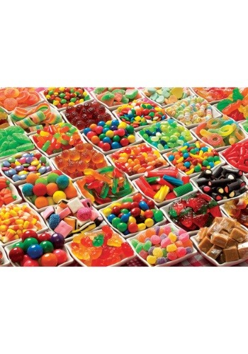 Sugar Overload 1000 Piece Cobble Hill Puzzle