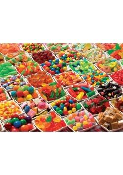 Sugar Overload 1000 Piece Cobble Hill Puzzle