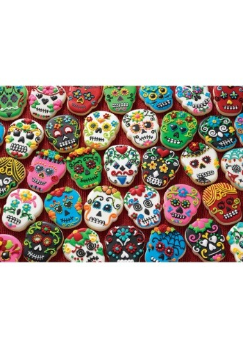 Sugar Skull Cookies 1000 Piece Cobble Hill Puzzle