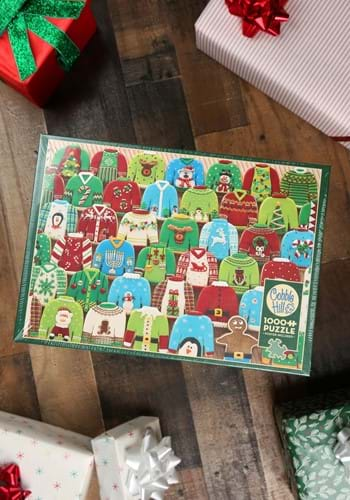 1000 Piece Ugly Xmas Sweaters Cobble Hill Puzzle