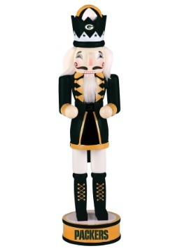 "Green Bay Packers 14"" Holiday Nutcracker"