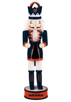 "Chicago Bears 14"" Holiday Nutcracker"