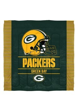 Green Bay Packers Full/Queen Bedding