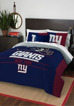New York Giants Full/Queen Bedding