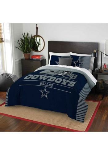 Dallas Cowboys Full/Queen Bedding