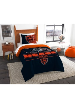 Chicago Bears Twin Comforter