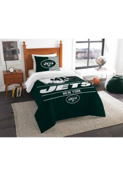 New York Jets Twin Comforter