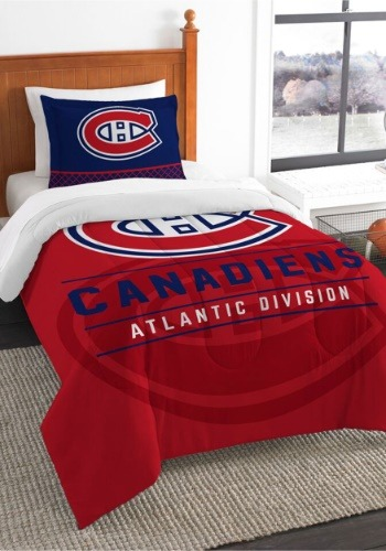 Montreal Canadiens Twin Comforter