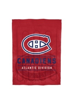 Montreal Canadiens Twin Comforter2