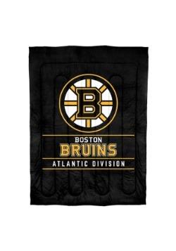 Boston Bruins Twin Comforter 2