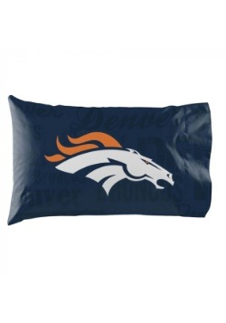 Denver Broncos Pillow Cases