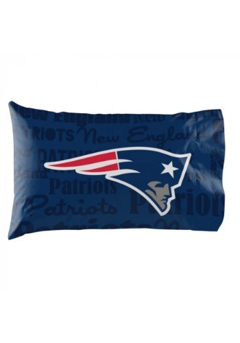 New England Patriots Pillow Cases