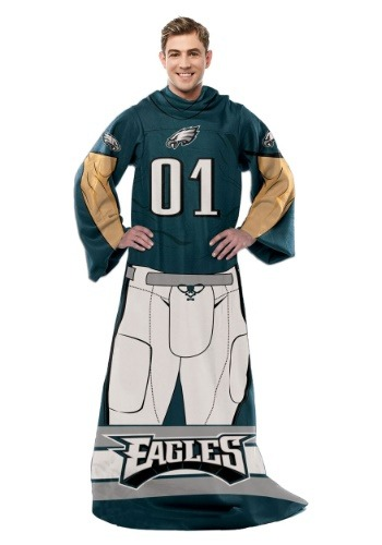 Philadelphia Eagles Comfy Throw
