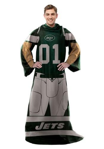 New York Jets Comfy Throw