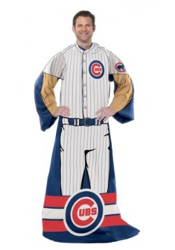 Chicago Cubs Comfy Throw