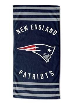 New England Patriots Beach Towel