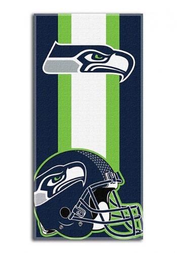 Seattle Seahawks Beach Towel