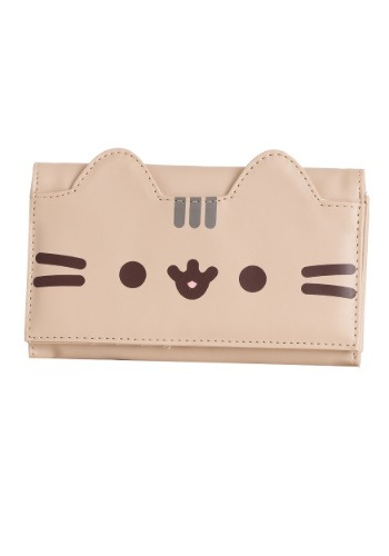 Pusheen with Ears Wallet