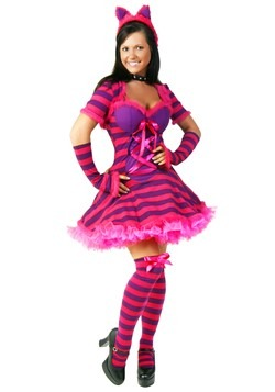 Sexy Wonderland Cat Womens Costume