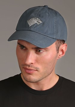 Game of Thrones Stark Dad Cap
