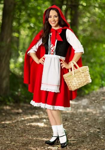 Women's Riding Hood Costume