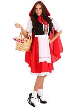 Women's Riding Hood Costume