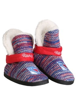 NHL New York Rangers Wordmark Peak Mukluk Boots