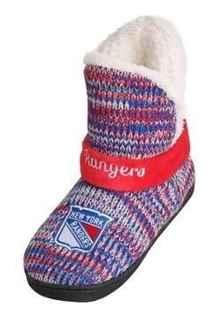 NHL New York Rangers Wordmark Peak Mukluk Boots