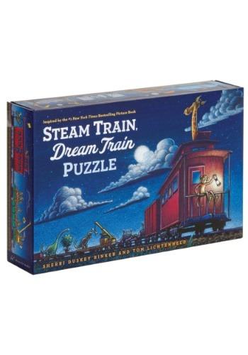 Steam Train, Dream Train Puzzle