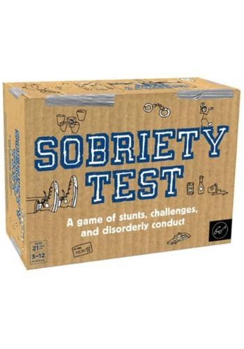 Sobriety Test Party Game