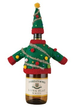 Ugly Sweater Bottle Topper