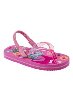 Paw Patrol Pink Girls Sandals