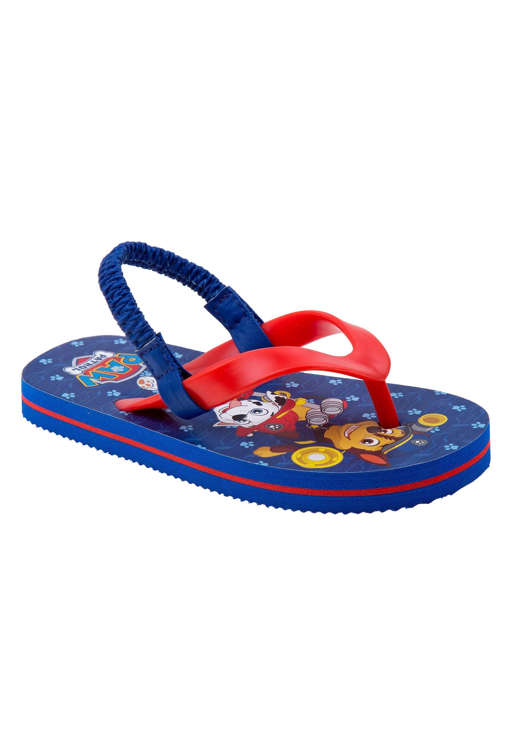 b38a2239f5d40 Paw Patrol Child Sandals