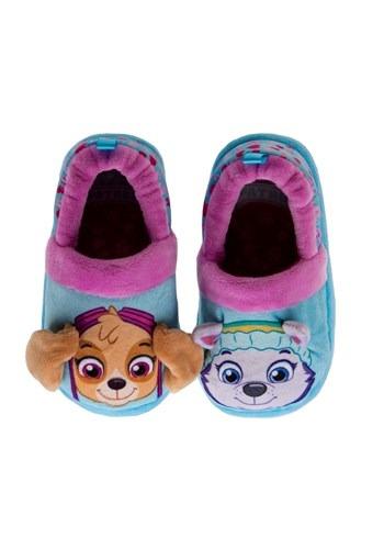 Paw Patrol Skye & Everest Child Slippers