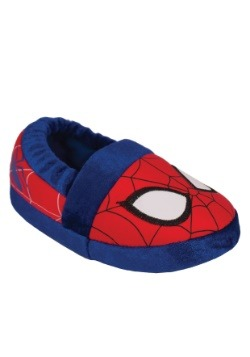 Child's Spiderman Slippers