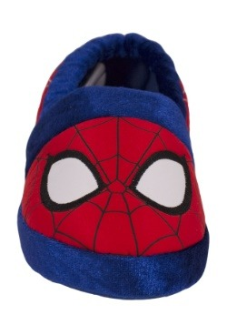 Child's Spiderman Slippers2