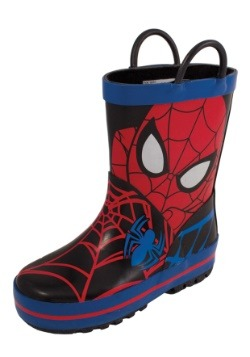 Child Spiderman Rainboots