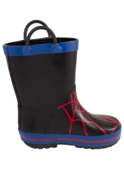 Child Spiderman Rainboots3