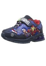 Child Avengers Lighted Sneakers