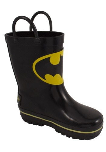 Batman Child Rain Boots