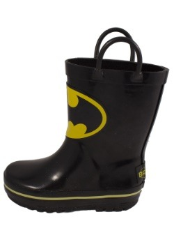 Batman Child Rain Boots alt 3