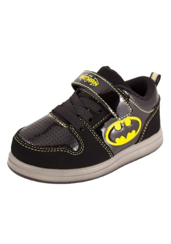Batman Motion Lighted Sneakers